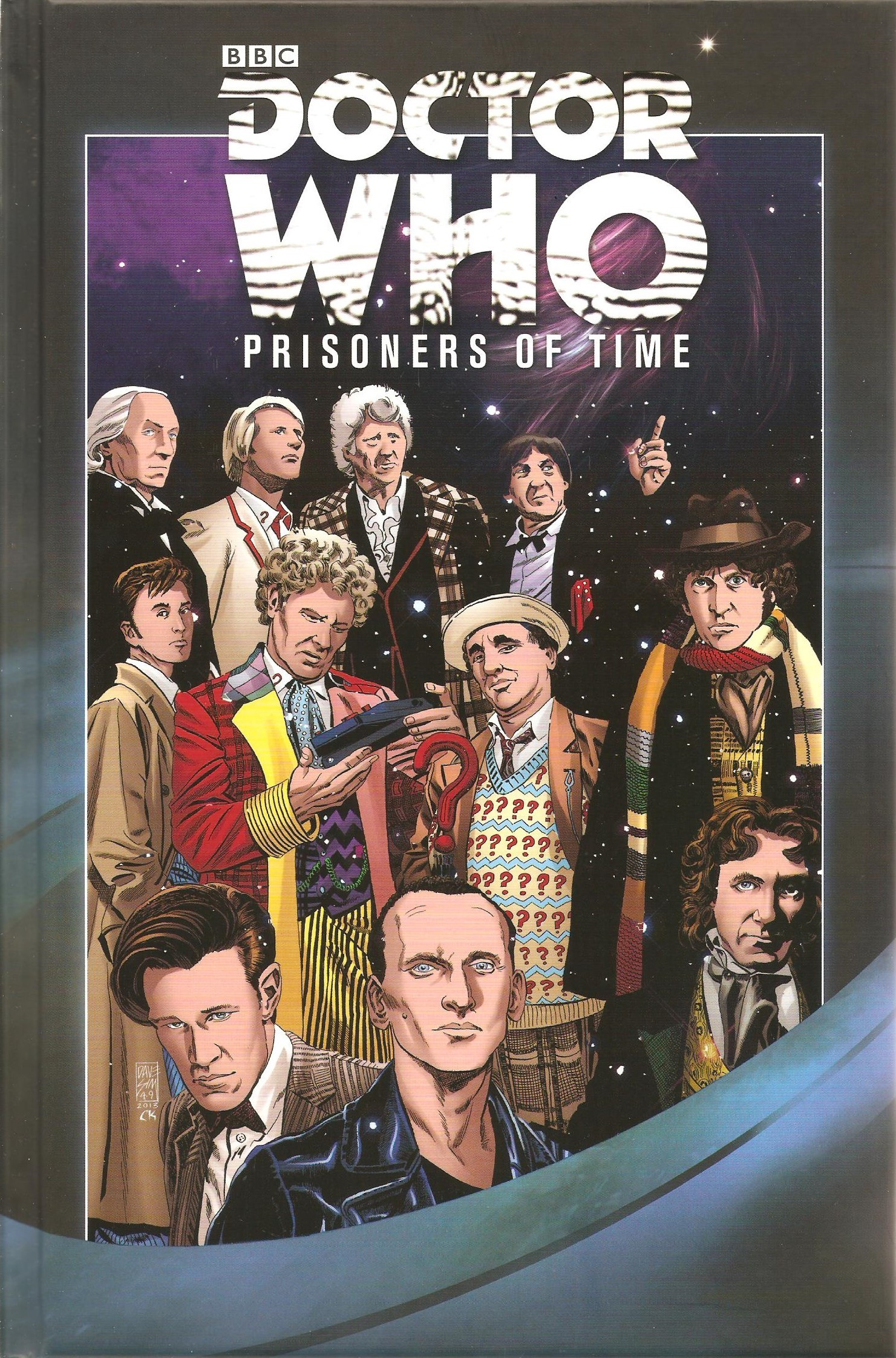 Prisoners of time complete series hardback front