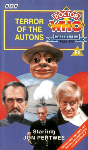 Terror of the autons uk vhs