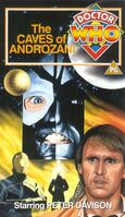 Caves of androzani uk vhs