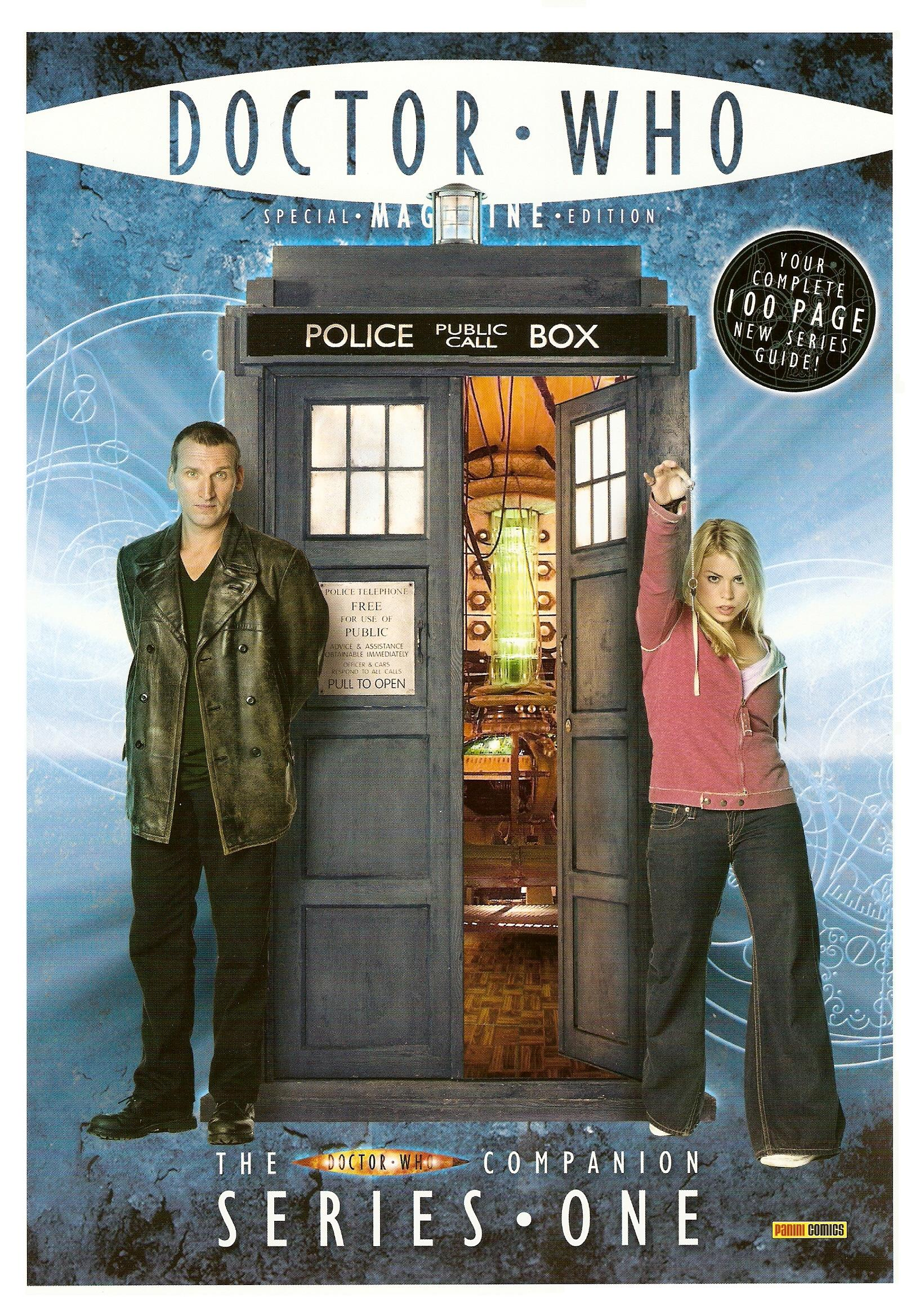Dwm se doctor who companion series one