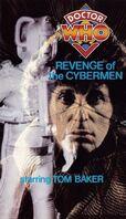 Revenge of the cybermen rerelease uk vhs