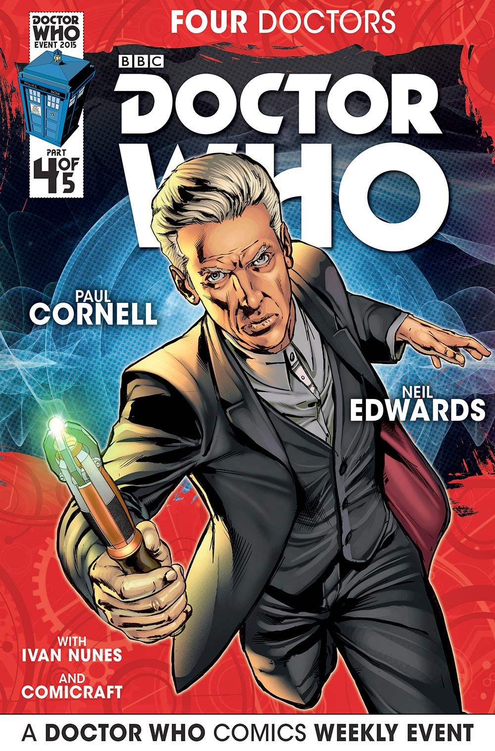 Four doctors issue 4a