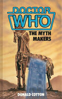 Myth makers hardcover