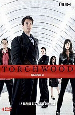 Torchwood complete second series france dvd