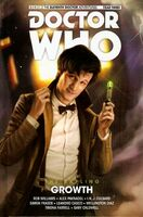 Eleventh doctor sapling volume 1 growth