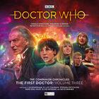 First doctor volume three