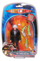 Third doctor and maggots