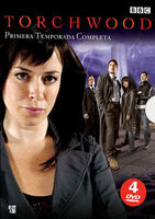 Torchwood: The Complete First Series (DVD)/Spain