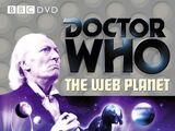The Web Planet (DVD)