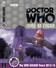 Time of zygon cover