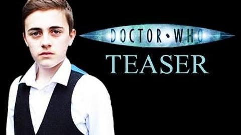 "Doctor Who Harvey Smith Era Series 5 Teaser ""The Doctor Is Coming"""