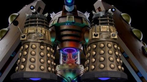Doctor Who Born Again - Series 3 Episode 3 - Empire of the Daleks (Part 1)