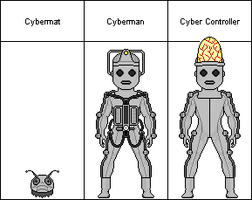 Cybermen-The Tomb of the Cybermen (1967)