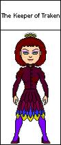 Nyssa-The Keeper of Traken