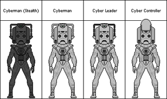 Cybermen-Attack of the Cybermen (1985)