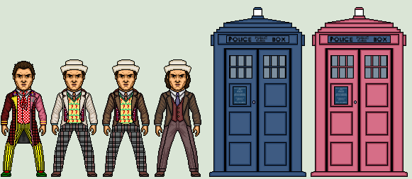The 7th doctor by stuart1001-d6w80j5