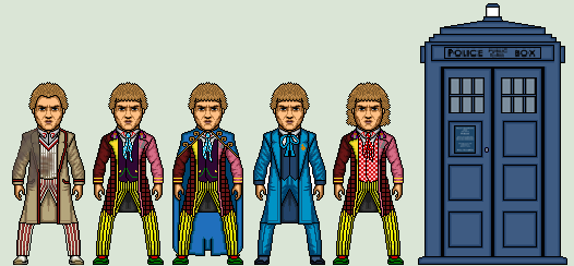 The 6th doctor by stuart1001-d6whvt7