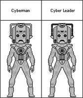 Cybermen-Earthshock (1982) - The Five Doctors (1983)