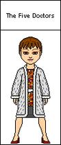 Tegan Jovanka-The Five Doctors 2