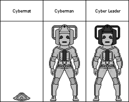 Cybermen-Revenge of the Cybermen (1975)