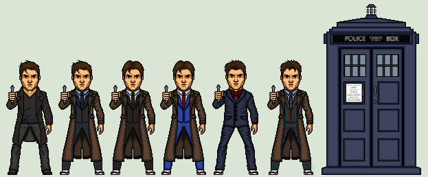 The 10th doctor by stuart1001-d748i5d