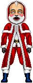 Evil Santa by CaptMac