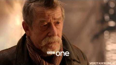 Doctor Who The Day of the Doctor - BBC One TV Trailer