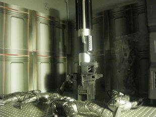Cyberman Lair