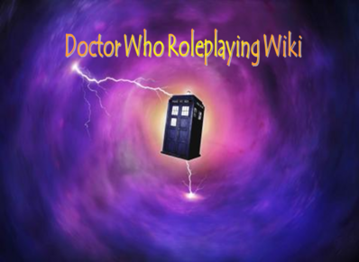 Doctor Who RP wiki banner