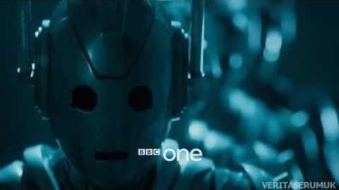 "Doctor Who Series 7 ""Nightmare in Silver"" - BBC One TV Trailer"
