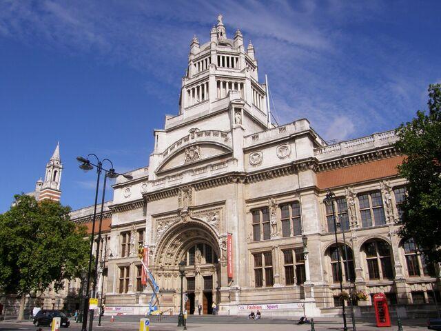 File:The door of victoria and albert museum front view london.jpg