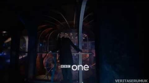"Doctor Who Series 8 Episode 9 ""Flatline"" - BBC One TV Trailer"