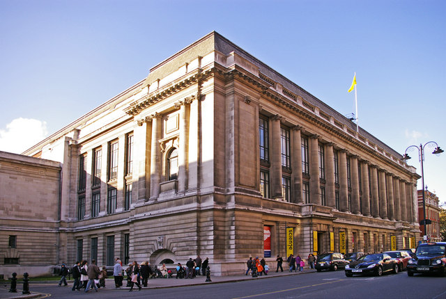 File:Science Museum, Exhibition Road, London SW7 - geograph.org.uk - 1125595.jpg