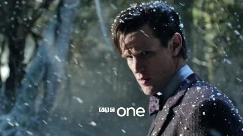 The Time of the Doctor Official TV Trailer - Doctor Who Christmas Special 2013 - BBC One
