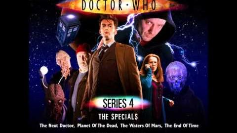 Doctor Who Series 4 The Specials OST Disc 2- 42 The Clouds Pass