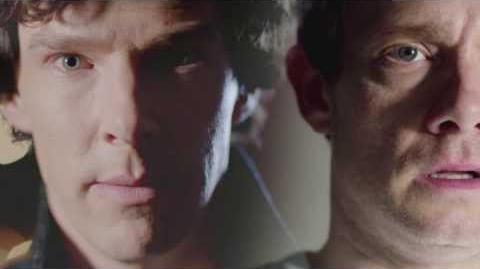 Sherlock Series 3 Episode 3 Trailer - BBC One