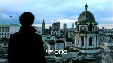 SherlockLives - Sherlock Series 3 TV Trailer - BBC One