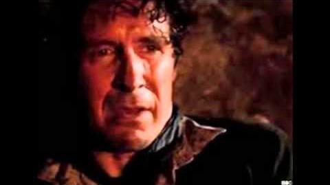 Paul McGann as The Doctor My Dedication