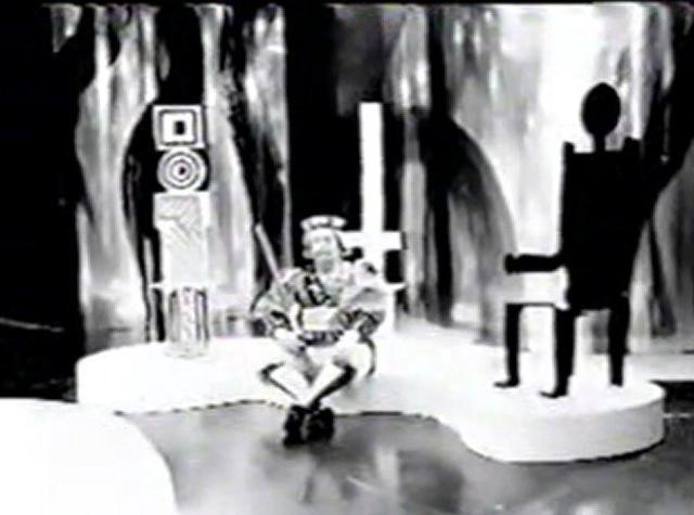 The Celestial Toymaker Part2 The Hall of Dolls