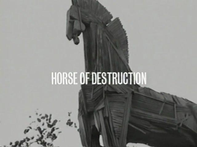 The Myth Makers (4) - Horse of Destruction RECON