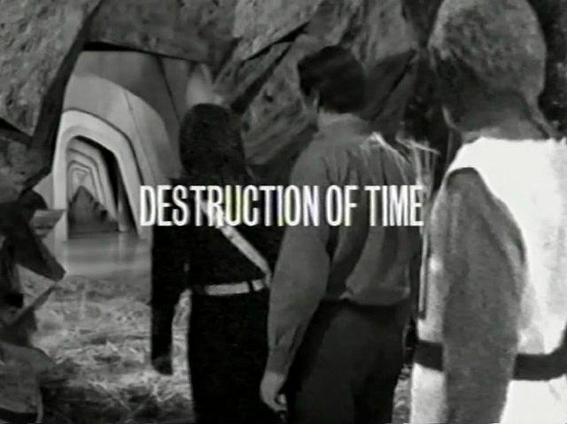 The Daleks' Master Plan (12) - Destruction of Time RECON