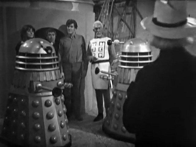The Daleks' Master Plan Part 10 Escape Switch