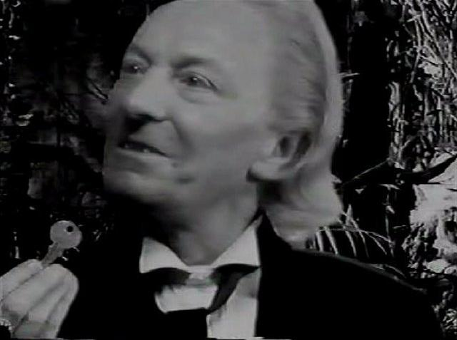 The Daleks' Master Plan Part1 The Nightmare Begins