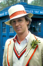 5th Doctor Peter Davison