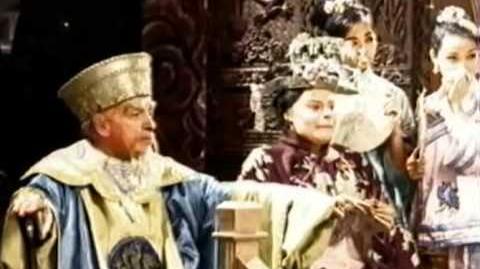 Doctor Who S01E04 004 Marco Polo 7 Assassin at Peking Recon