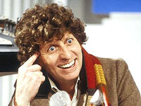 4th Doctor Tom Baker
