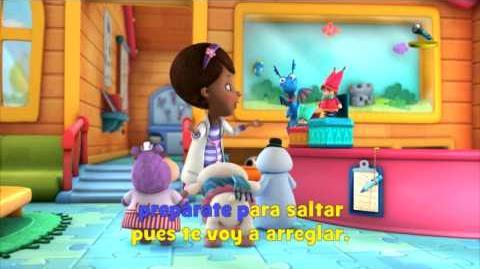 Disney Junior España Canta con DJ Doctora Juguetes Pequeño Jack