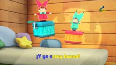 Disney Junior España Canta con DJ Doctora Juguetes Me siento como nuevo