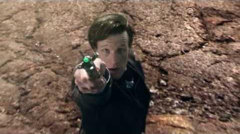 The Day of the Doctor - 50 year trailer - SaveTheDay - Doctor Who - BBC