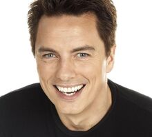John Barrowman headshot
